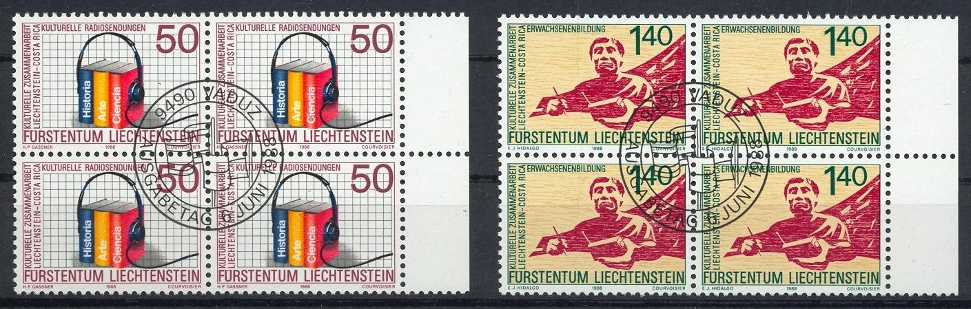 Stamps with Radio from Liechtenstein (image for product #032068)