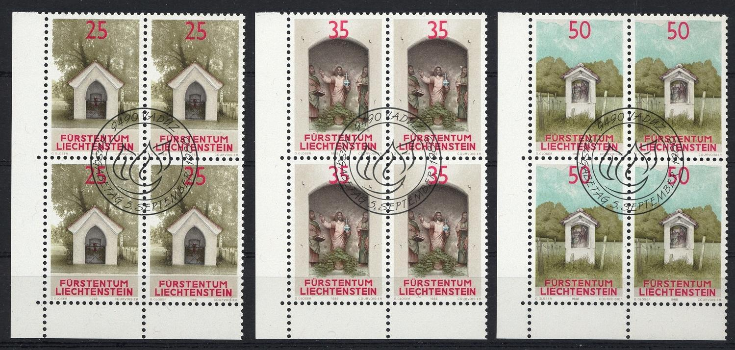 Stamps with Church, Religion from Liechtenstein (image for product #032072)