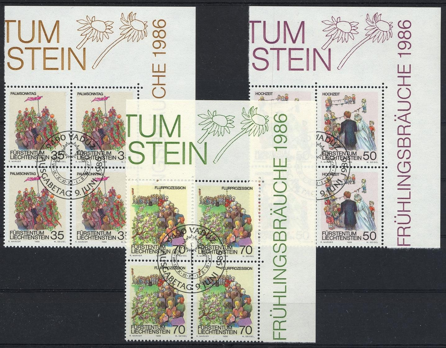 Stamps with Religion, Wedding from Liechtenstein (image for product #032091)