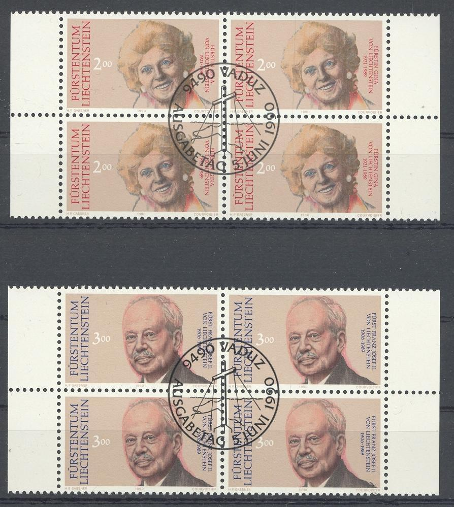 Stamps with Royalty from Liechtenstein (image for product #032156)