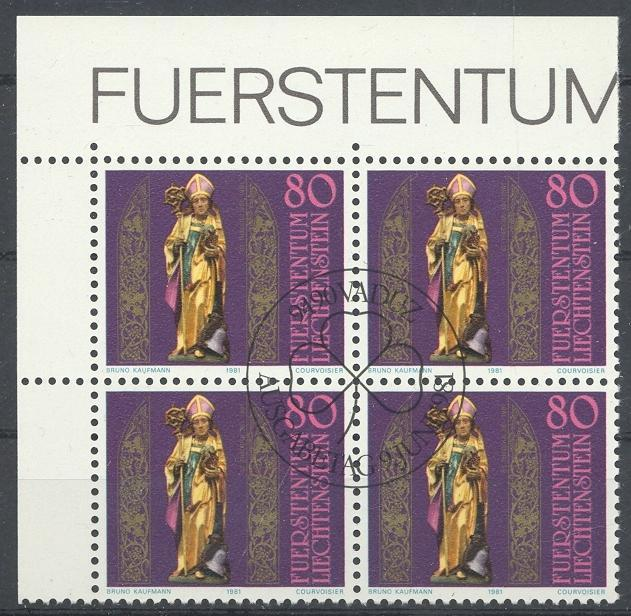 Stamps with Religion from Liechtenstein (image for product #032180)