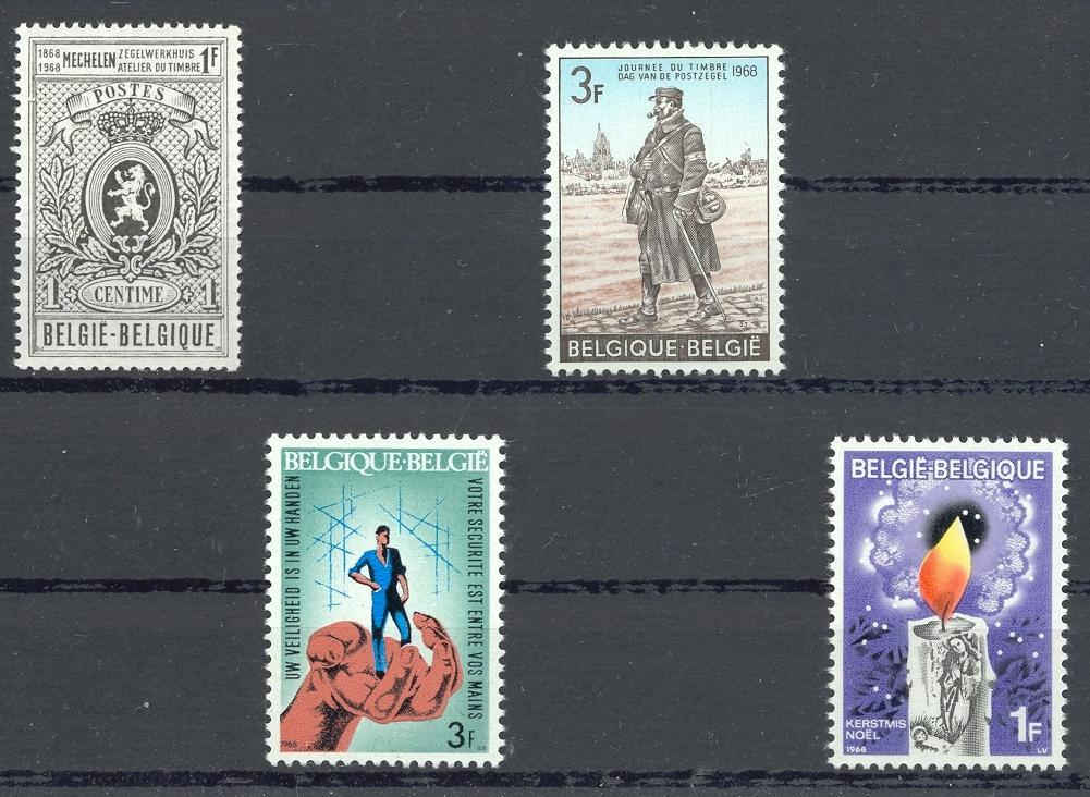 Stamps with Miscellaneous from Belgium (image for product #032618)