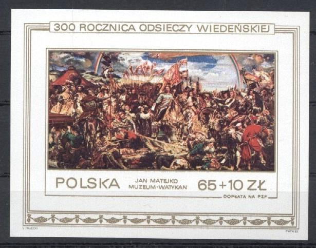 Stamps with Art from Poland (image for product #035323)
