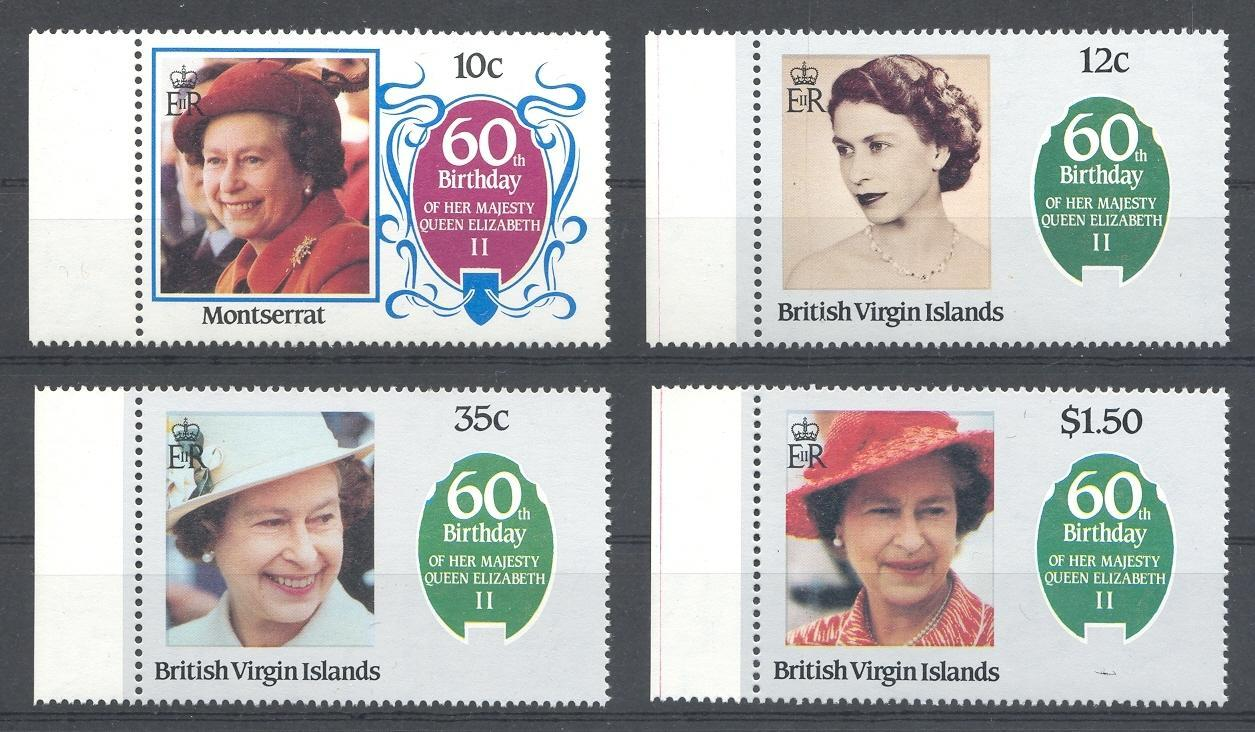 Stamps with Royalty from World (image for product #035906)