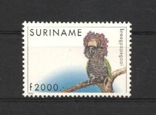 Stamps with Bird from Suriname (image for product #037242)