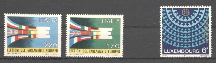 Stamps with Europe, Government from World (image for product #038300)