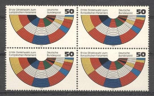 Stamps with Europe, Government from Germany (image for product #038306)