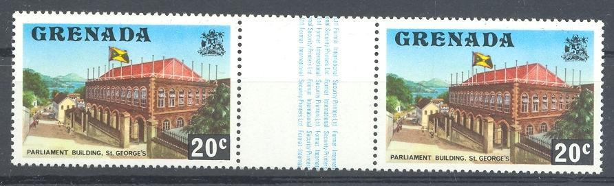Stamps with Flag, Government from Grenada (image for product #043120)
