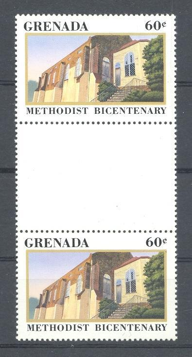 Stamps with Church, Religion from Grenada (image for product #043141)