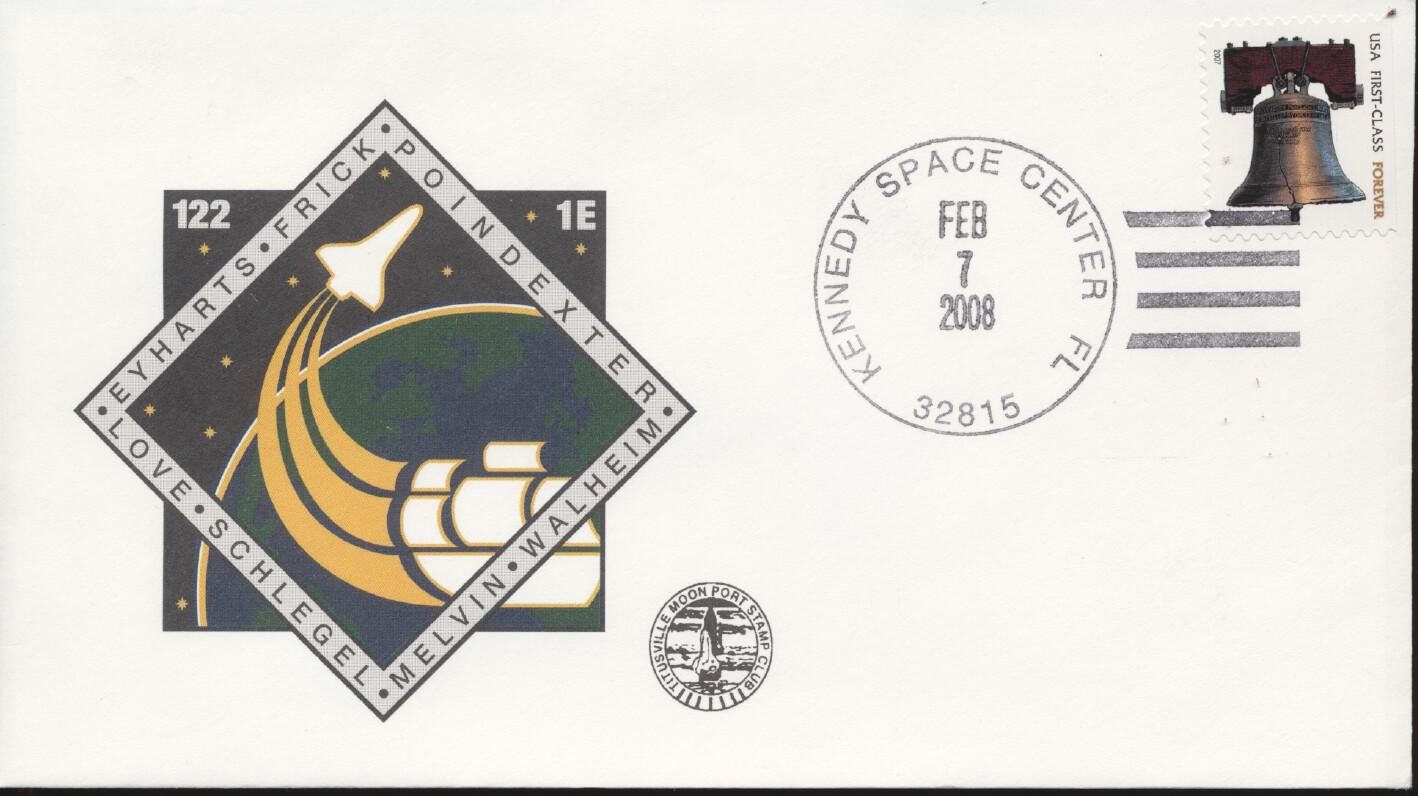 Stamps with Space from USA (United States) (image for product #233180)