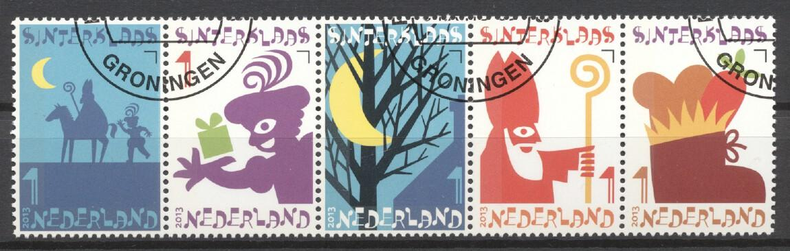 Stamps with Culture, Holiday from Netherlands (image for product #254384)