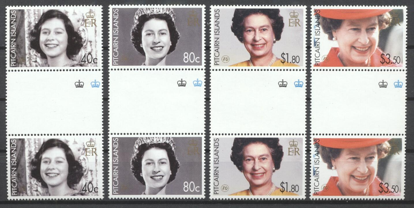 Stamps with Royalty from Pitcairn (image for product #263018)