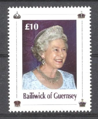Stamps with Royalty from Guernsey (image for product #272822)