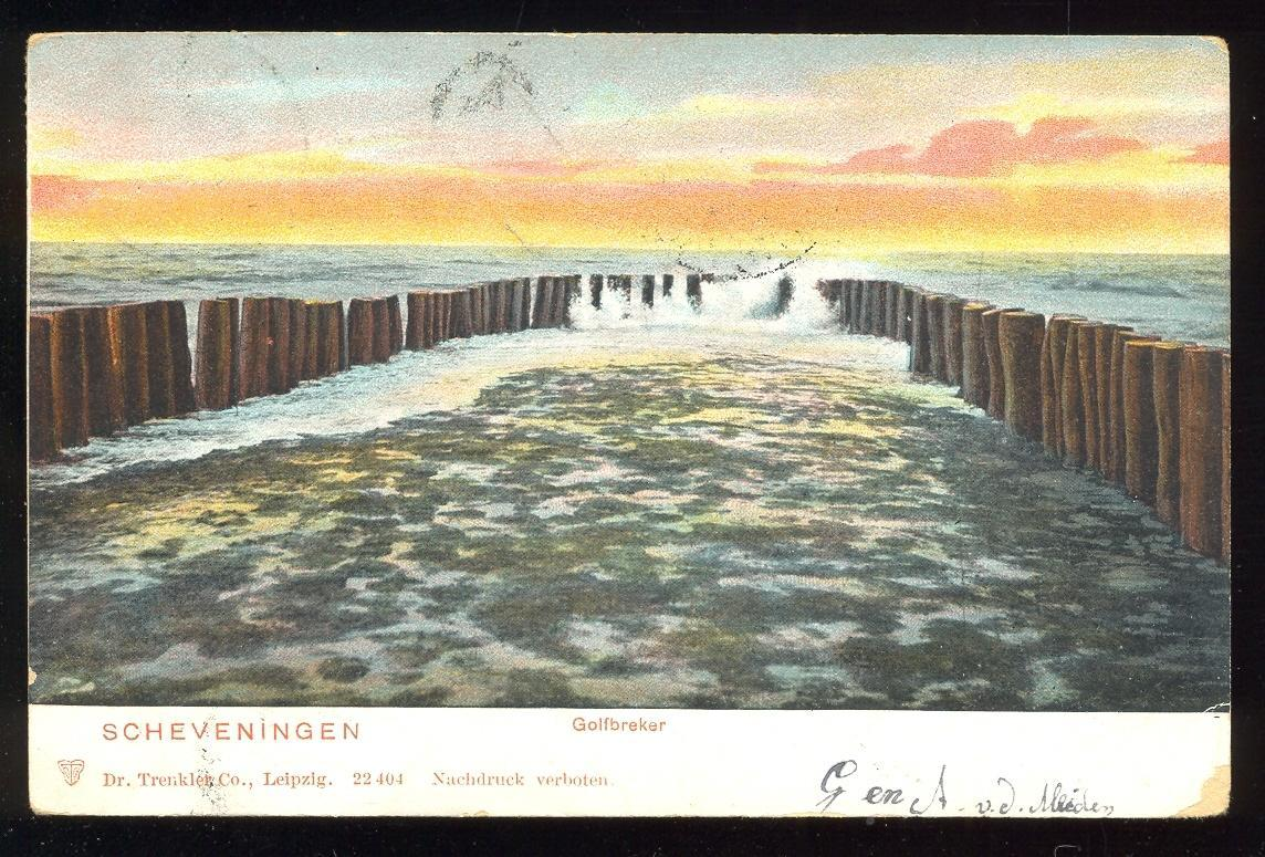 Stamps with Sea, Towns (Netherlands) from Netherlands (image for product #950014)