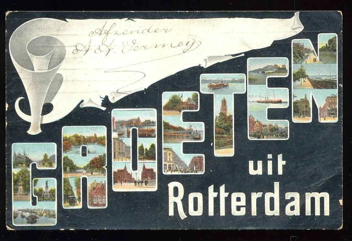 Stamps with Towns (Netherlands) from Netherlands (image for product #950039)