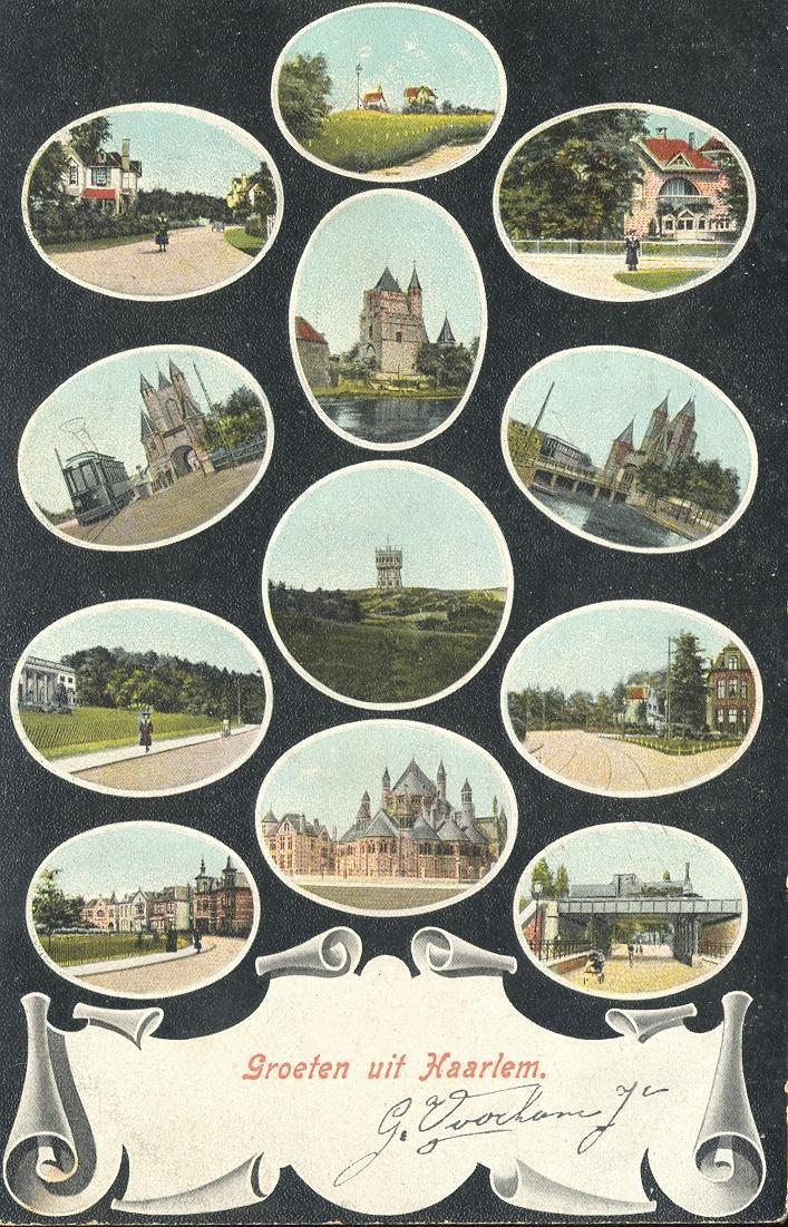 Stamps with Towns (Netherlands) from Netherlands (image for product #950057)