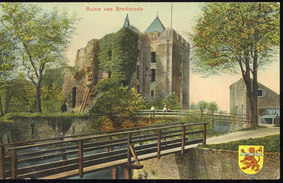 Stamps with Towns (Netherlands), Castles from Netherlands (image for product #950096)