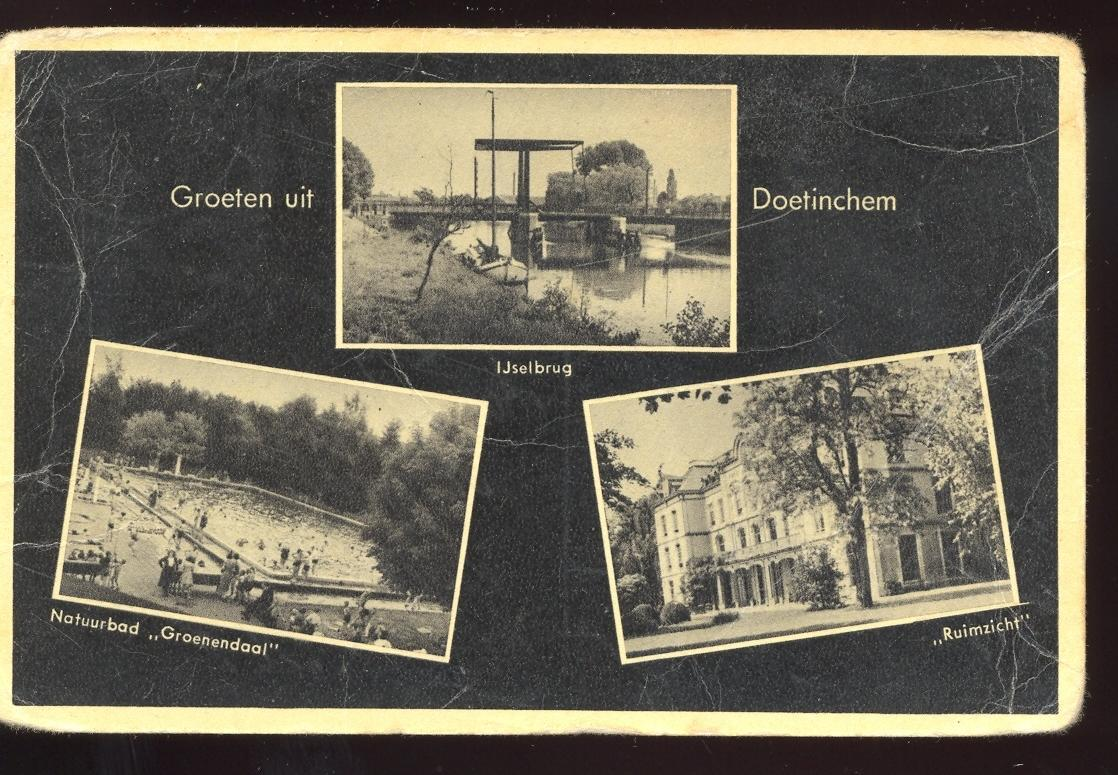 Stamps with Towns (Netherlands) from Netherlands (image for product #950127)