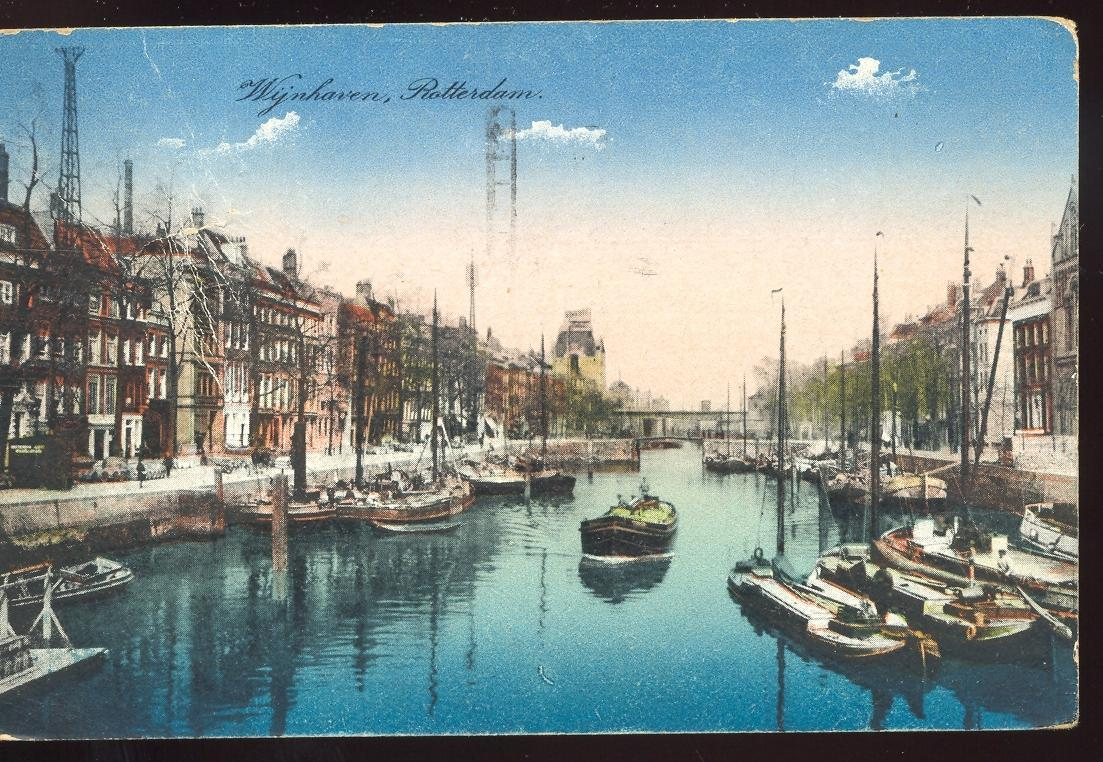 Stamps with Towns (Netherlands), Ship from Netherlands (image for product #950129)