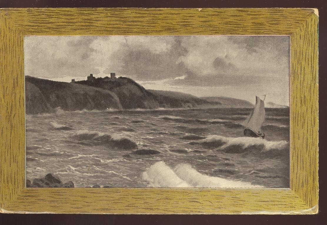 Stamps with Ship, Art from Netherlands (image for product #950186)