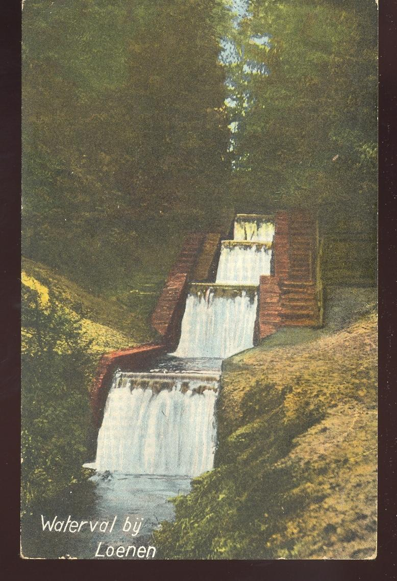 Stamps with Towns (Netherlands), Waterfall from Netherlands (image for product #950234)